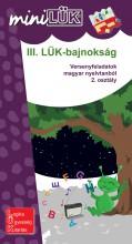 III. LÜK-BAJNOKSÁG - 2.OSZT., VERSENYFELADATOK MAGYAR NYELVTANBÓL - Ekönyv - SZÁNTÓ ZSUZSANNA
