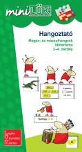 HANGOZTATÓ - MAGÁN- ÉS MÁSSALHANGZÓK IDŐTARTAMA 2-4. OSZT. - Ekönyv - NAGYNÉ MALICSEK ÁGNES