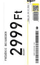 2999 Ft - Ekönyv - BEIGBEDER, FRÉDÉRIC