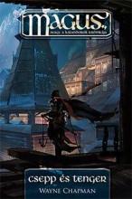 CSEPP ÉS TENGER - Ekönyv - CHAPMAN, WAYNE