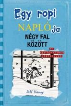 EGY ROPI NAPLÓJA 6. - NÉGY FAL KÖZÖTT - KÖTÖTT - Ekönyv - KINNEY, JEFF