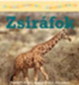 ZSIRÁFOK - SZÓRAKOZTATÓ ÁLLATVILÁG - Ekönyv - TARSAGO MAGYARORSZÁG KFT.