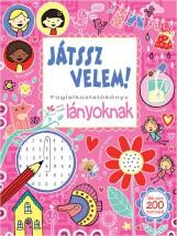 JÁTSSZ VELEM! - FOGL.KÖNYV NEM CSAK LÁNYOKNAK - Ebook - .
