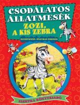 ZOZI, A KIS ZEBRA - CSODÁLATOS ÁLLATMESÉK - Ekönyv - XACT ELEKTRA KFT.