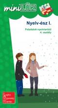 NYELV-ÉSZ I. - FELADATOK NYELVTANBÓL 4. OSZT. - Ekönyv - SZÁNTÓ ZSUZSANNA