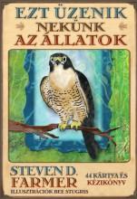 EZT ÜZENIK NEKÜNK AZ ÁLLATOK - KÖNYV + 44 KÁRTYA - Ekönyv - FARMER, STEVEN D.
