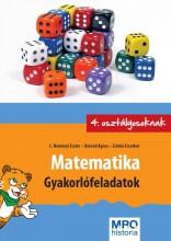 MATEMATIKA - GYAKORLÓFELADATOK 4. OSZTÁLYOSOKNAK - Ekönyv - C. NEMÉNYI ESZTER - KONRÁD ÁGNES - ZSINK