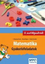 MATEMATIKA - GYAKORLÓFELADATOK 3. OSZTÁLYOSOKNAK - Ekönyv - C. NEMÉNYI ESZTER - KONRÁD ÁGNES - ZSINK