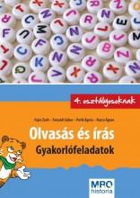 OLVASÁS ÉS ÍRÁS - GYAKORLÓFELADATOK 4. OSZTÁLYOSOKNAK - Ekönyv - FEJÉR ZSOLT - FONYÓDI GÁBOR - PETIK ÁGOT
