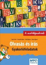 OLVASÁS ÉS ÍRÁS - GYAKORLÓFELADATOK 3. OSZTÁLYOSOKNAK - Ekönyv - FEJÉR ZSOLT - FONYÓDI GÁBOR - PETIK ÁGOT
