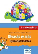 OLVASÁS ÉS ÍRÁS - GYAKORLÓFELADATOK 1. OSZTÁLYOSOKNAK - Ekönyv - FEJÉR ZSOLT - FONYÓDI GÁBOR - PETIK ÁGOT