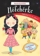 HÓFEHÉRKE - MESESZÍNHÁZ (KIPATTINTHATÓ 3D-S SZÍNPAD!) - Ekönyv - TÓTHÁGAS KIADÓ
