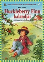 HUCKLEBERRY FINN KALANDJAI - KLASSZIKUSOK KISEBBEKNEK - Ekönyv - TWAIN, MARK