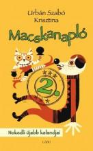 MACSKANAPLÓ 2. - Ebook - URBÁN SZABÓ KRISZTINA