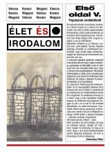 ELSŐ OLDAL V. - Ekönyv - ÉLET ÉS IRODALOM