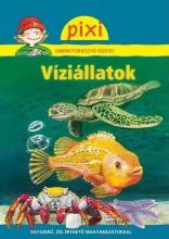 VÍZIÁLLATOK - PIXI ISMERETTERJESZTŐ FÜZETEI 30. - Ekönyv - PRINZ, JOHANNA