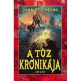 A TŰZ KRÓNIKÁJA - A KEZDET KÖNYVEI 2. - Ekönyv - STEPHENS, JOHN