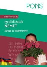 PONS IGETÁBLÁZATOK - NÉMET (ÚJ) - Ekönyv - KLETT KIADÓ