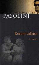 KOROM VALLÁSA (VERSEK) - Ekönyv - PASOLINI, PAOLO PIER
