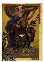 PETŐFI ALBUM - (HASONMÁS, DÍSZKIADÁS) - Ekönyv - SAXUM KIADÓ