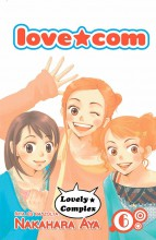 LOVE*COM - 6. KÖTET - Ekönyv - NAKAHARA AYA