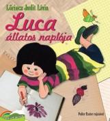 LUCA ÁLLATOS NAPLÓJA - Ekönyv - LŐRINCZ JUDIT LÍVIA
