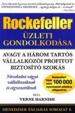 ROCKEFELLER ÜZLETI GONDOLKODÁSA - Ekönyv - HARNISH, VERNE