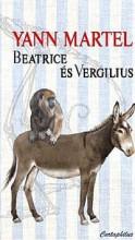 BEATRICE ÉS VERGILIUS - Ekönyv - MARTEL, YANN