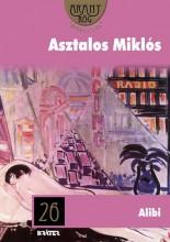 ALIBI - ARANYRÖG KÖNYVTÁR 26. - Ekönyv - ASZTALOS MIKLÓS