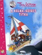 A BÁLNA-SZIGET TITKA - KÉPREGÉNY - Ekönyv - STILTON, TEA