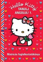 HELLO KITTY - TANULJ ANGOLUL! 1. - MATRICÁS FOGLALKOZTATÓKÖNYV - Ekönyv - 65216