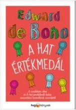 A HAT ÉRTÉKMEDÁL - Ekönyv - DE BONO, EDWARD