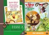 ANGRY BIRDS SZTELLA NAPLÓK - PANNI, A NAGY TRÉFAMESTER + AJÁNDÉK VIPO DVD - Ekönyv - JCS MÉDIA KFT