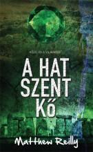 A HAT SZENT KŐ - Ekönyv - REILLY, MATTHEW
