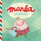 Manka utazásai - Ekönyv - HORVÁTH MÓNIKA