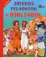JÁTÉKOS FELADATOK A BIBLIÁBÓL - Ekönyv - ALEXANDRA KIADÓ