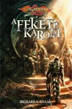 A FEKETE KAROM - Ekönyv - KNAAK, RICHARD A.