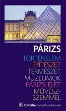 PÁRIZS - KULTURÁLIS ÚTIKÖNYV - Ekönyv - CORVINA KIADÓ