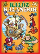 KALÓZ-KALANDOK (PIROS) - Ekönyv - XACT ELEKTRA KFT.