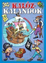 KALÓZ-KALANDOK (KÉK) - Ekönyv - XACT ELEKTRA KFT.