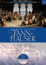 TANNHÄUSER - VILÁGHÍRES OPERÁK - CD-VEL - Ekönyv - WAGNER, RICHARD