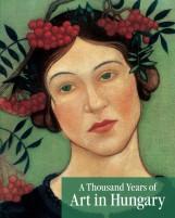 A THOUSAND YEARS OF ART IN HUNGARY (MAGYAR MŰVÉSZET) - - Ekönyv - BELLÁK-JERNYEI-KESERÜ-MIKÓ-SZAKÁCS