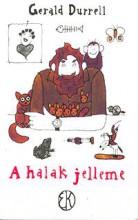 A HALAK JELLEME - Ekönyv - DURRELL, GERALD