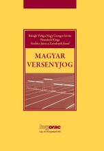 MAGYAR VERSENYJOG - Ekönyv - HVG ORAC LAP- ÉS KÖNYVKIADÓ KFT.