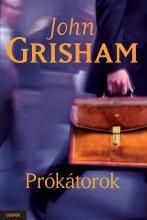 PRÓKÁTOROK - Ekönyv - GRISHAM, JOHN