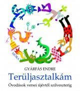 TERÜLJASZTALKÁM - Ekönyv - GYÁRFÁS ENDRE