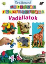 VADÁLLATOK - MATRICÁS FOGL. TANULJ JÁTSZVA! - Ekönyv - NEOSZ KFT.