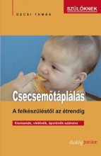 CSECSEMŐTÁPLÁLÁS -  A FELKÉSZÜLÉSTŐL AZ ÉTRENDIG - Ekönyv - DECSI TAMÁS