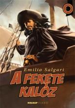 A FEKETE KALÓZ - Ekönyv - SALGARI, EMILIO