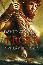 TRÓJA - A VILLÁMLÁS PAJZSA - Ekönyv - GEMMELL, DAVID